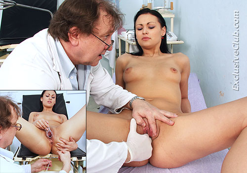Cute czech babe Pavlina free hospital porn photos